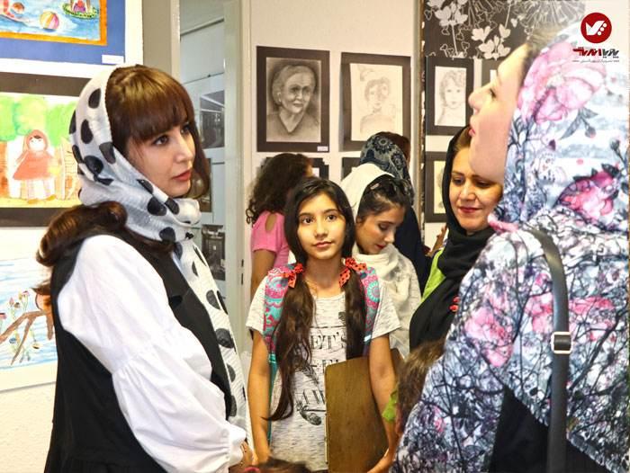 kids namayeshgah koodakan naghashi ax 30 - آموزش نقاشی کودکان