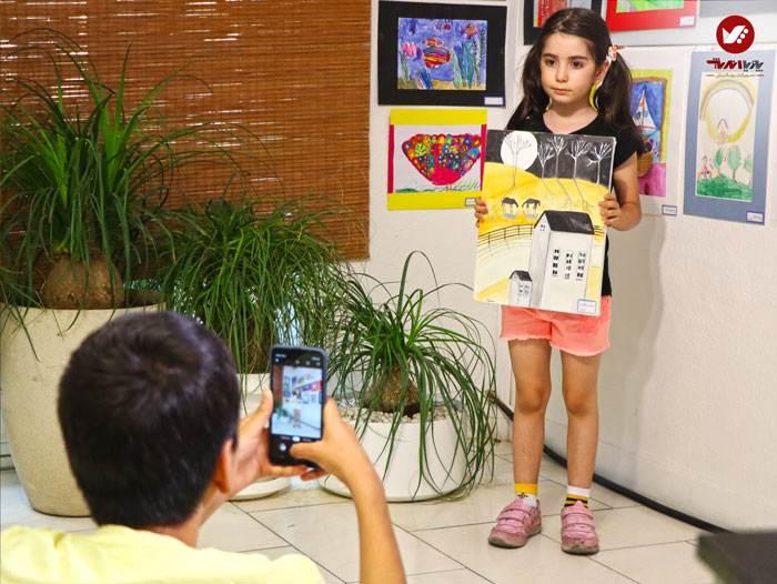 kids namayeshgah koodakan naghashi ax 8 - آموزش نقاشی کودکان