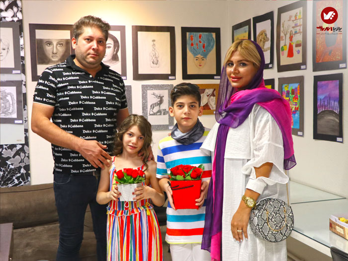 kids namayeshgah koodakan naghashi ax 9 - آموزش نقاشی کودکان