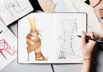 shoe design tarahi kafsh page 1 class - آموزشگاه پویا اندیش - مرکز آموزش های تخصصی هنر