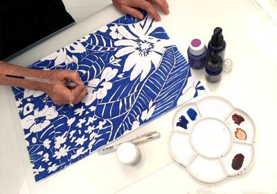textile design page 1 class - آموزشگاه پویا اندیش - مرکز آموزش های تخصصی هنر