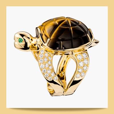 Boucheron 12 - برندهای مطرحی که با استفاده از سمبل حیوانات در جواهرسازی غوغا به پا کردند