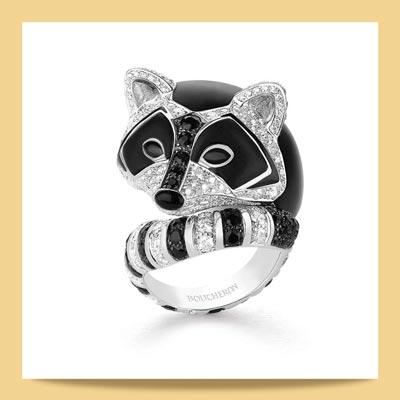 Boucheron 17 - برندهای مطرحی که با استفاده از سمبل حیوانات در جواهرسازی غوغا به پا کردند