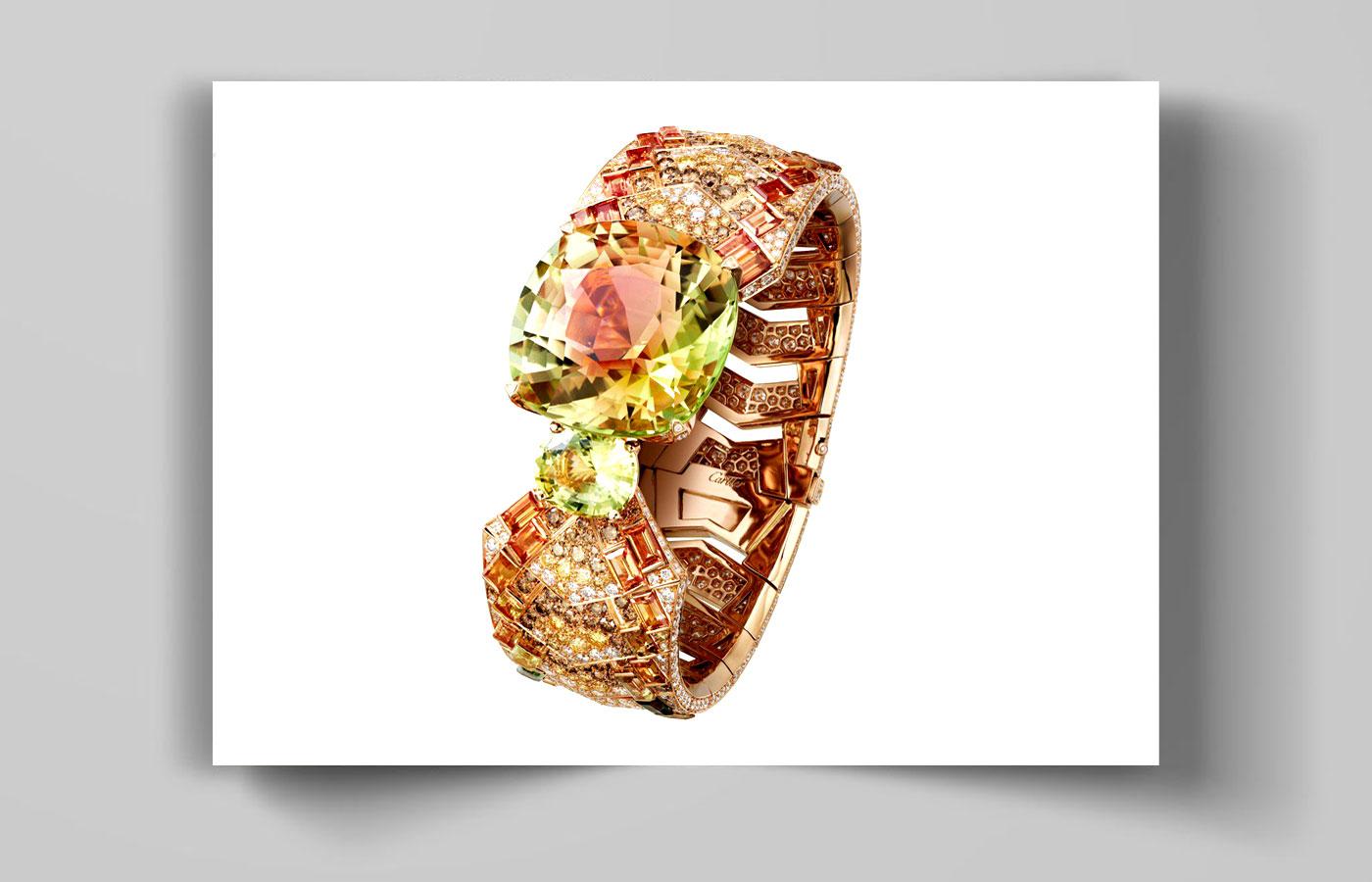 دستبند کارتیه ( cartier )