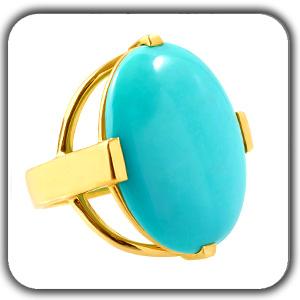 Turquoise Feng Shui1 - عناصر ارگانیک در طراحی دکوراسیون