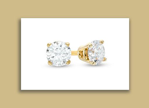 earrings 5 - تاثیرات گوشواره در زیباتر جلوه دادن صورت