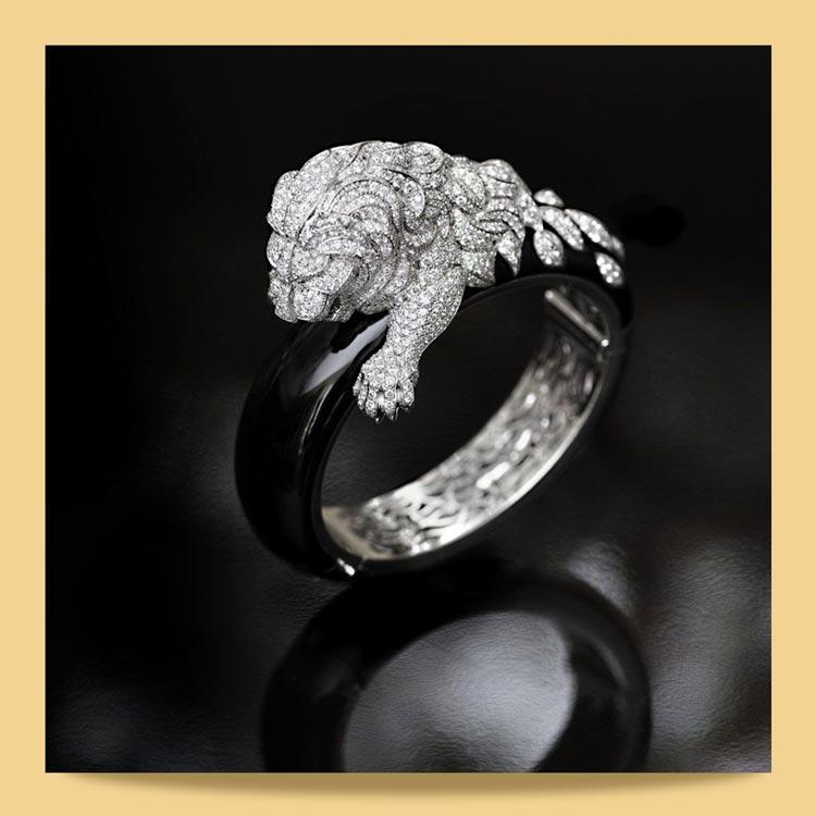 jewerly design based on animal symbols chanel - برندهای مطرحی که با استفاده از سمبل حیوانات در جواهرسازی غوغا به پا کردند