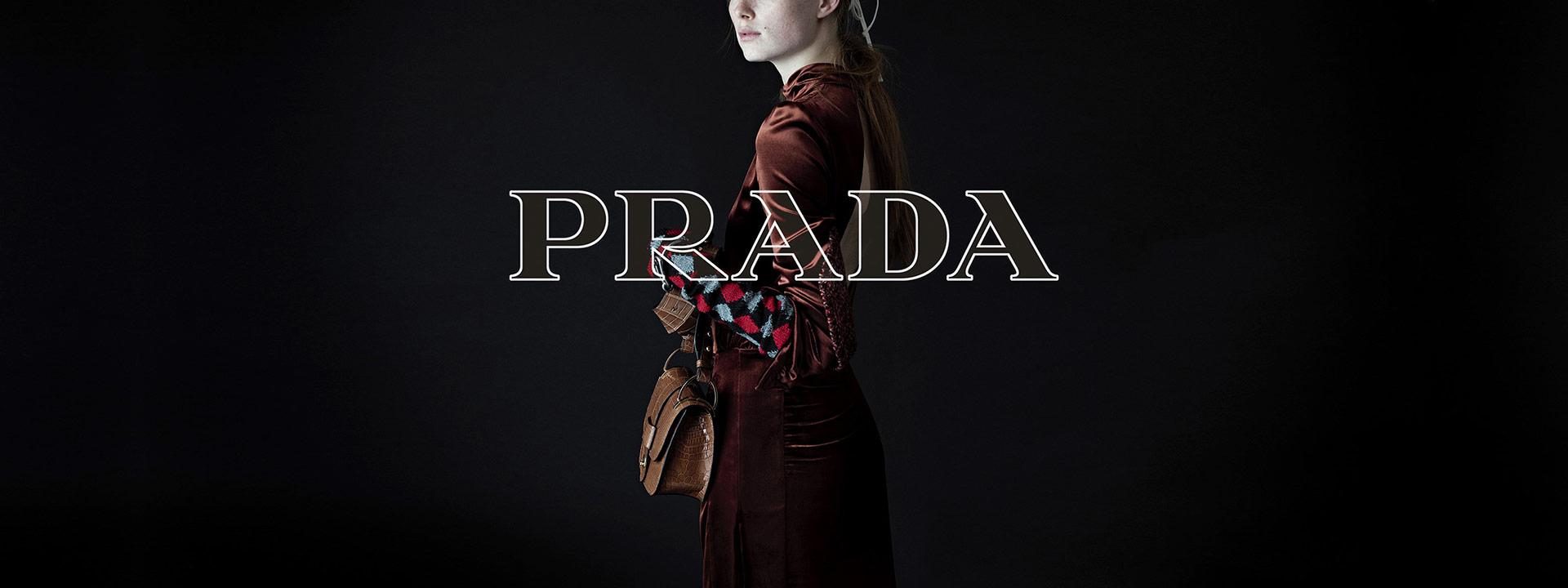 prada banner - پرادا | Prada