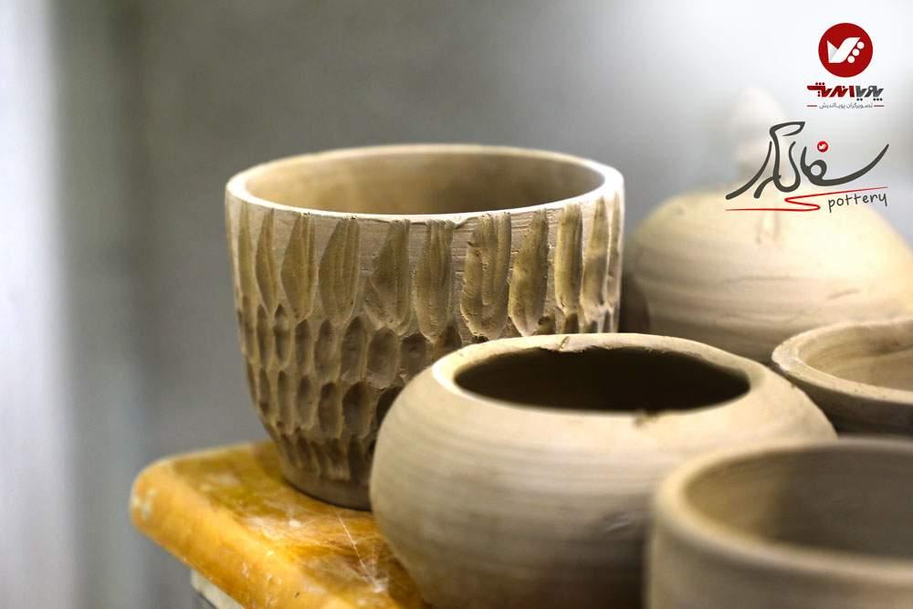 sofalgari site pouyaandish 4 pottery 2 - سفالگری