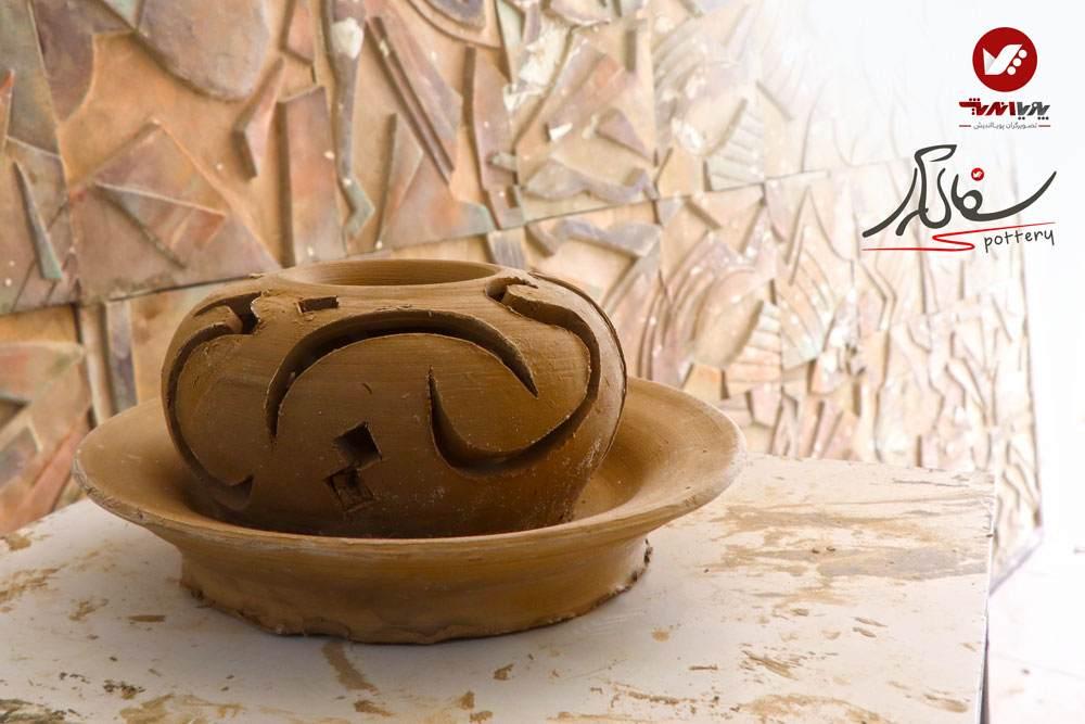 sofalgari site pouyaandish 4 pottery 6 - سفالگری