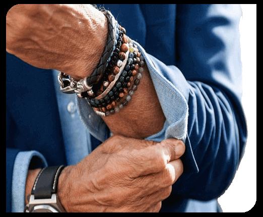 نمونه جواهرات خاص برای آقایان