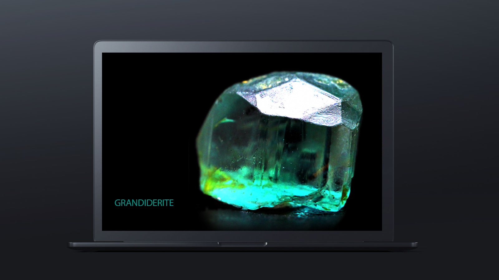 10 worlds rarest gemstones GRANDIDERITE 1 - ده گوهر کمیاب دنیا کدامند؟