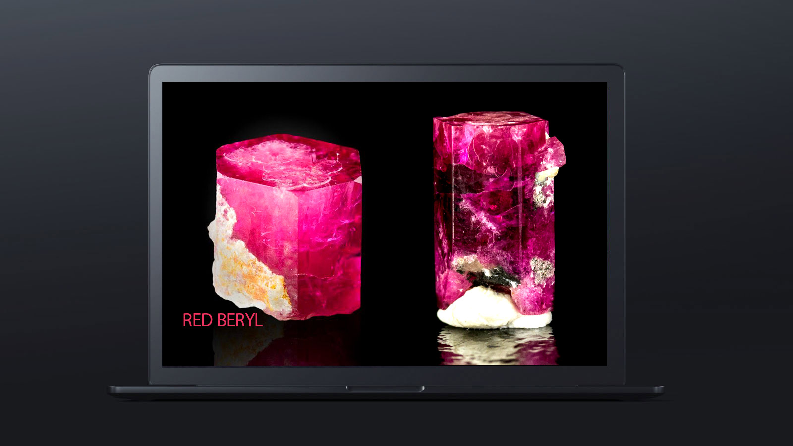 10 worlds rarest gemstones RED BERYL 2 - ده گوهر کمیاب دنیا کدامند؟