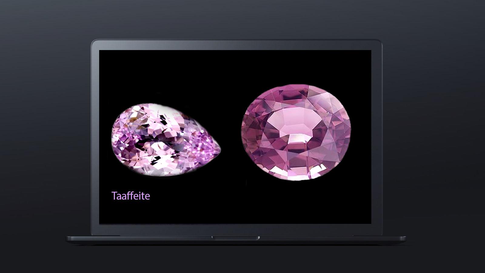 10 worlds rarest gemstones Taaffeite 1 - ده گوهر کمیاب دنیا کدامند؟