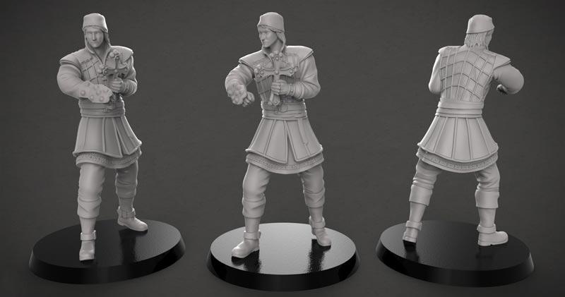3d sculpture - مجسمه سازی سه بعدی: چگونه با سبک خودتان کار کنید