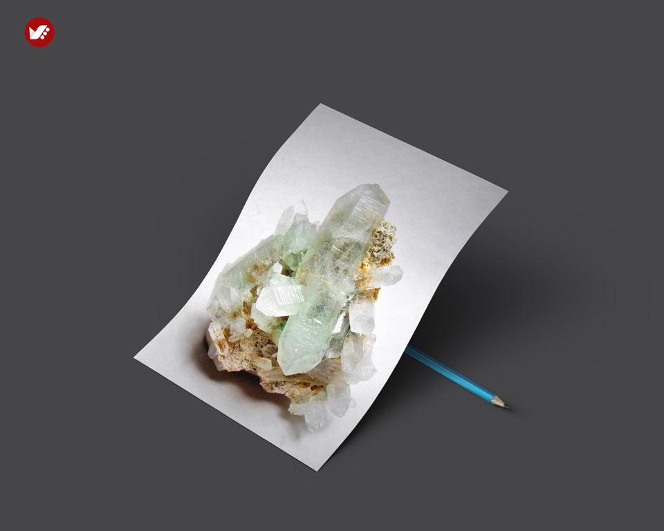 Bathroom Crystals - اثر کریستال ها در واستو