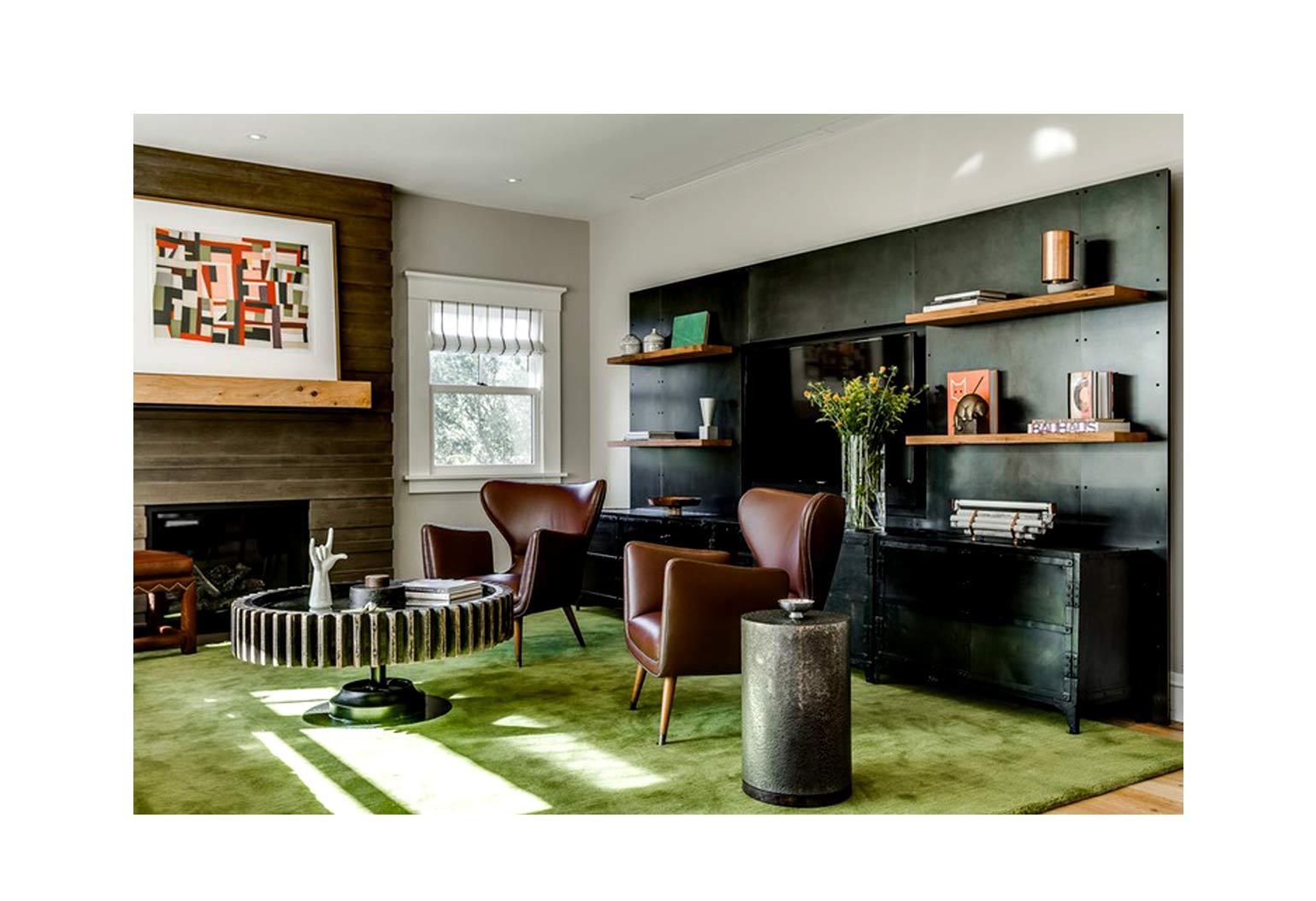 Design An Art centric Room012jpg 1 - چگونه یک اتاق هنری را طراحی کنیم؟
