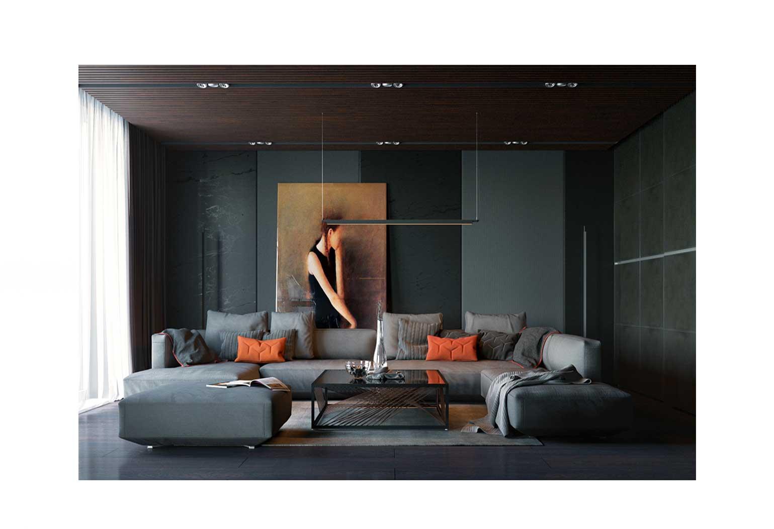 Design An Art centric Room015 - چگونه یک اتاق هنری را طراحی کنیم؟