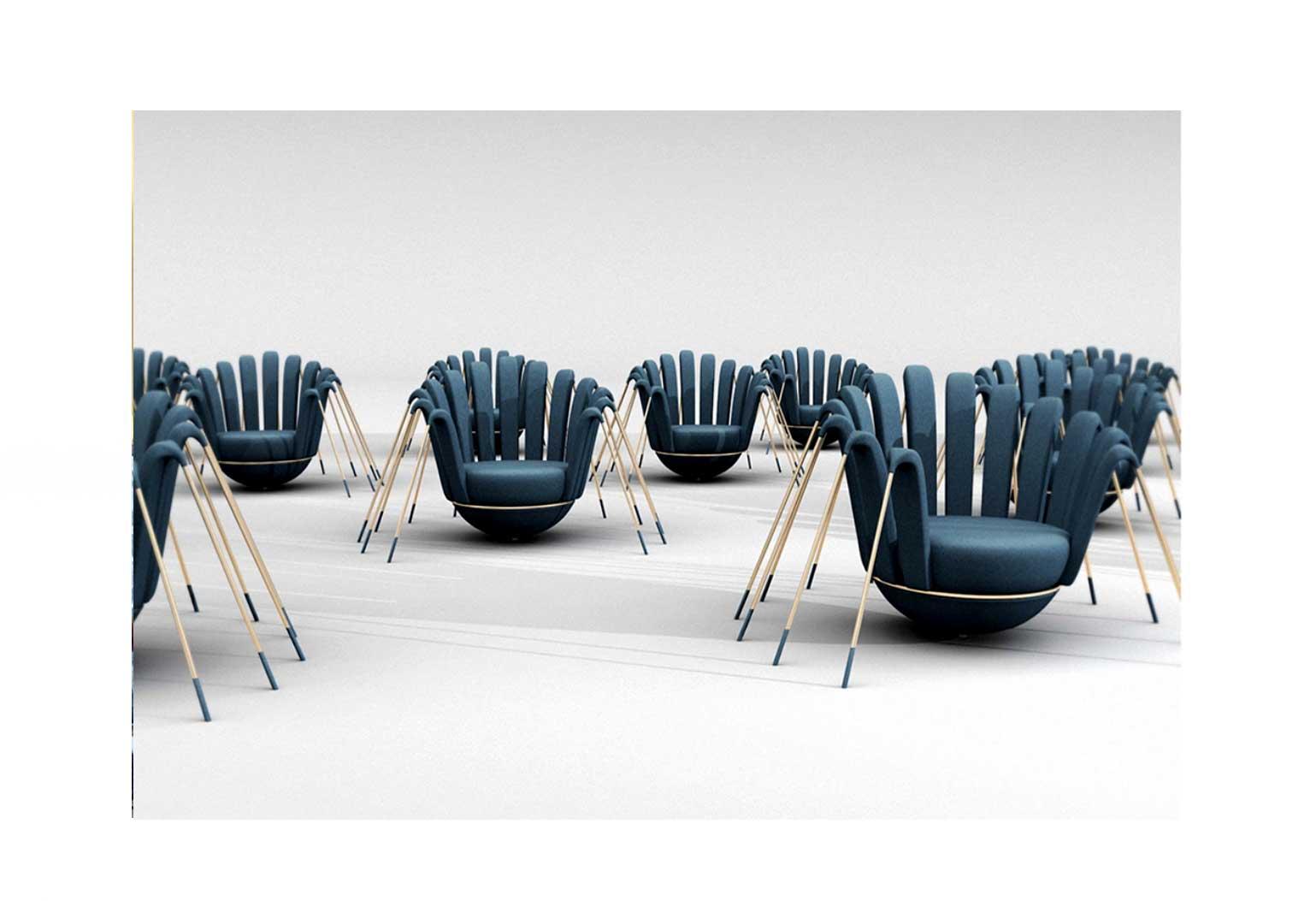 Design An Art centric Room040g - چگونه یک اتاق هنری را طراحی کنیم؟