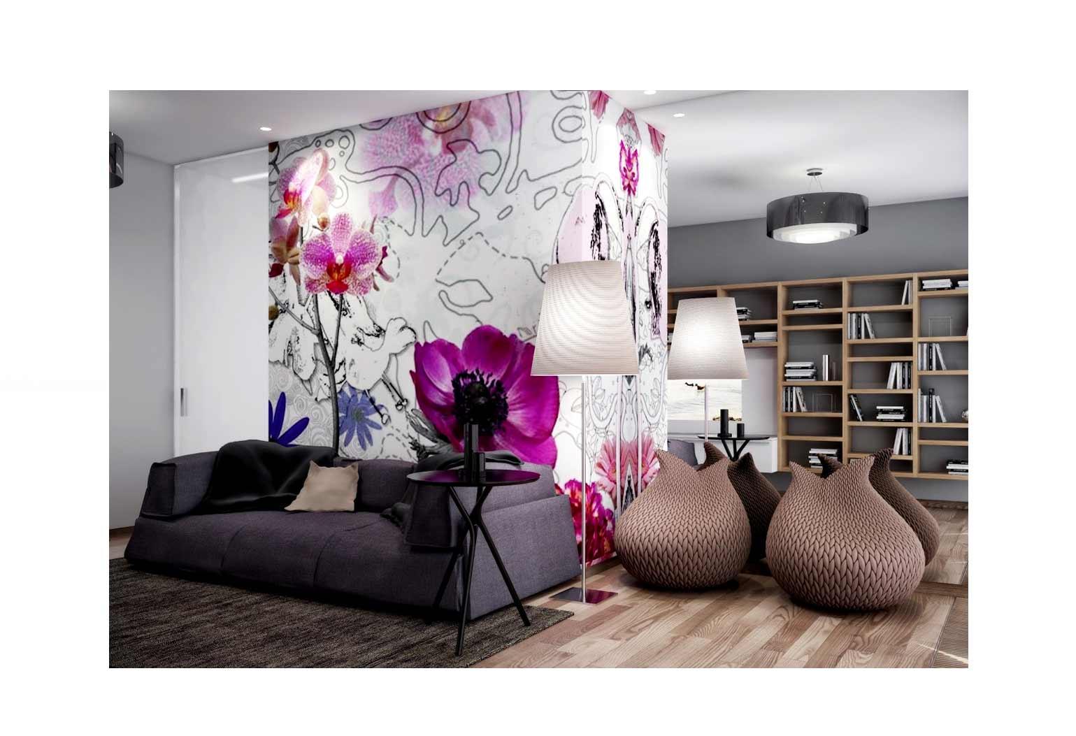 Design An Art centric Room077 - چگونه یک اتاق هنری را طراحی کنیم؟