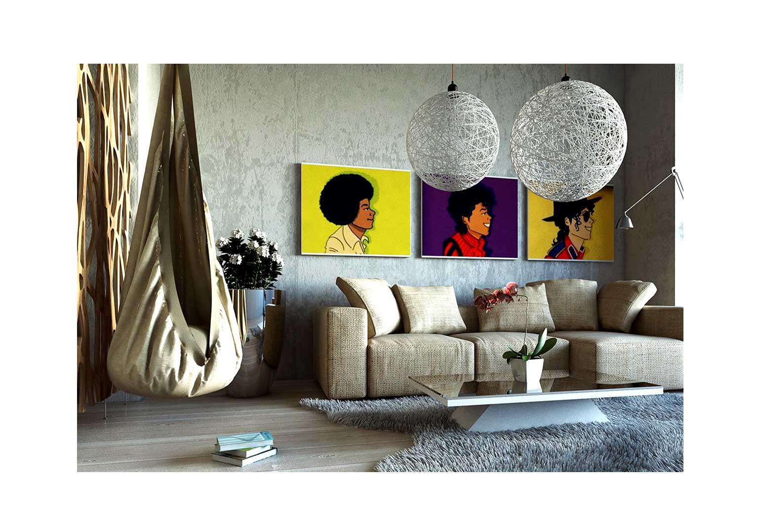 Design An Art centric Room33 - چگونه یک اتاق هنری را طراحی کنیم؟