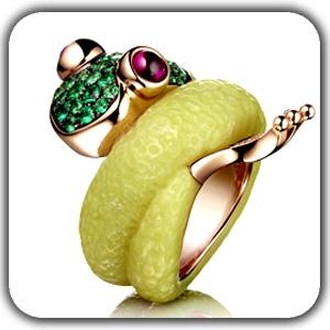 Jewellery designers 1 - عناصر ارگانیک در طراحی دکوراسیون