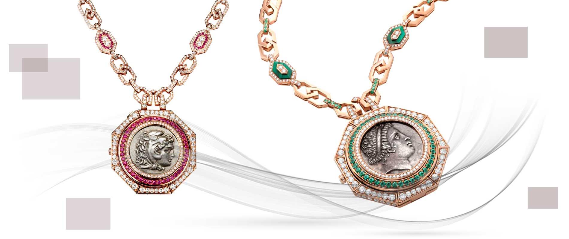 Jewellery designers 762 1 - استفاده از مواد اولیه غیر متعارف در جواهر سازی