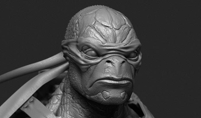 Sculpting digital - مجسمه سازی سه بعدی: چگونه با سبک خودتان کار کنید