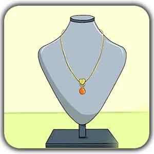 Store Jewelry 1 - عناصر ارگانیک در طراحی دکوراسیون