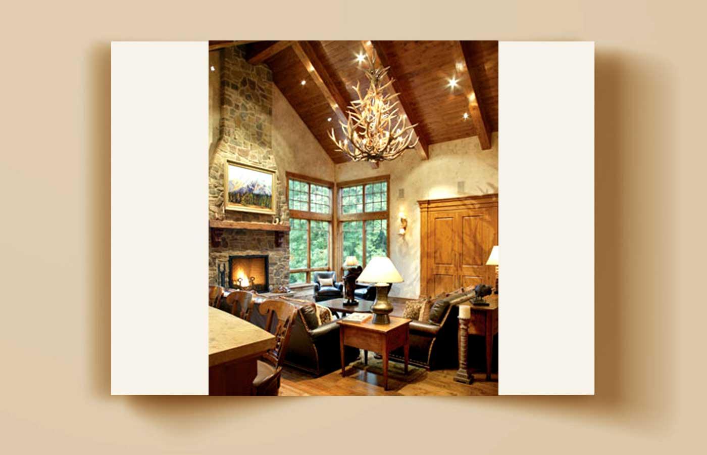 as 4 - لوستر در سبک های طراحی داخلی بی نظیر