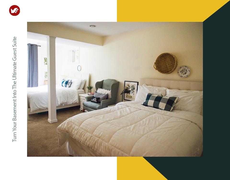 basement interior design 10 - تبدیل زیرزمین به فضایی بهتر و کاربردی تر
