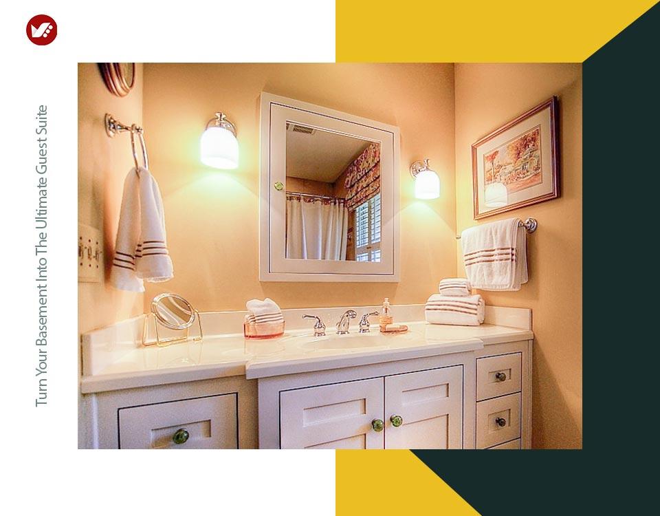 basement interior design 14 - تبدیل زیرزمین به فضایی بهتر و کاربردی تر