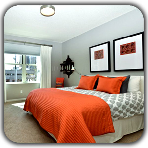 bedroom 1 - عناصر ارگانیک در طراحی دکوراسیون