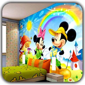 children room 1 - عناصر ارگانیک در طراحی دکوراسیون