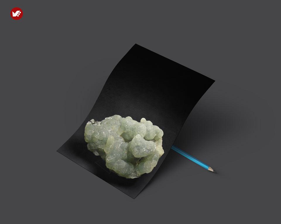 crystal design - اثر کریستال ها در واستو