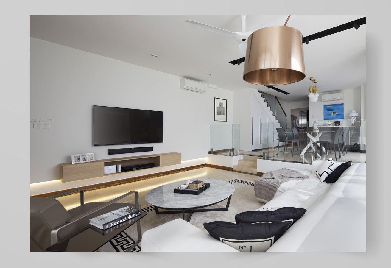 design 11 - مقایسه طراحی داخلی مدرن با معاصر