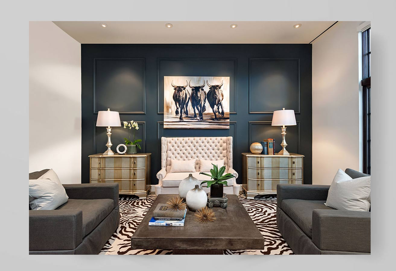design 12 - مقایسه طراحی داخلی مدرن با معاصر