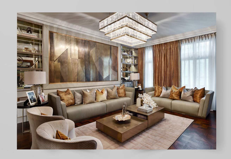 design 120 - مقایسه طراحی داخلی مدرن با معاصر