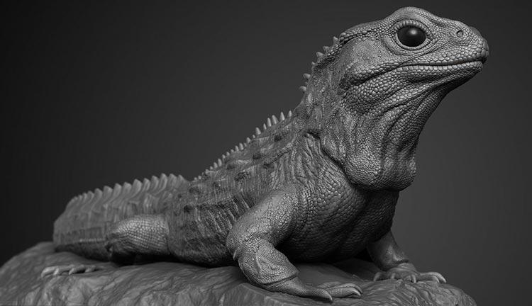 digital sculpture - مجسمه سازی سه بعدی: چگونه با سبک خودتان کار کنید
