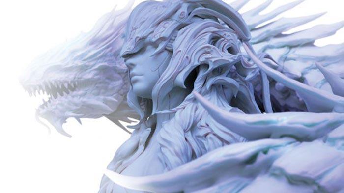 digital sculpture 6 - مجسمه سازی سه بعدی: چگونه با سبک خودتان کار کنید