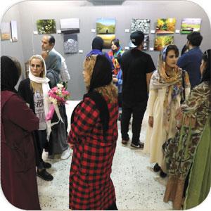 gallery zamin dar yek ghab 98 - عناصر ارگانیک در طراحی دکوراسیون