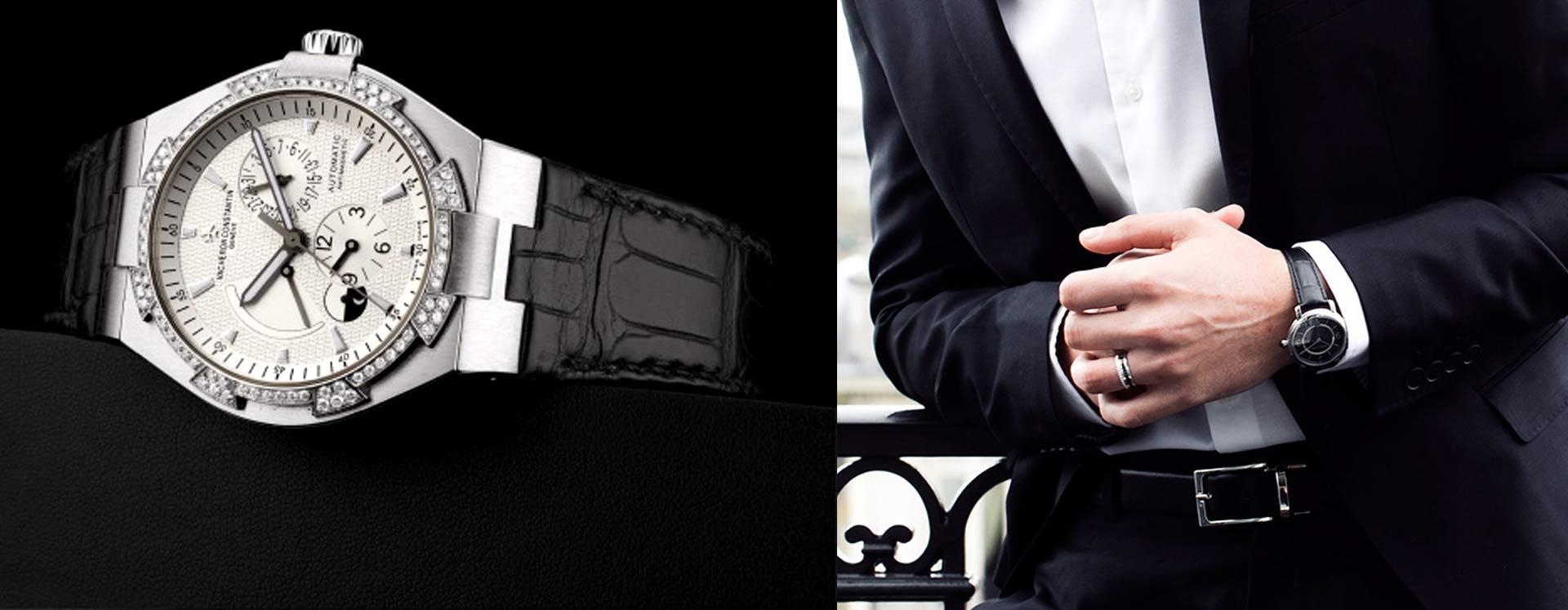 men's jewellery009 - برندهای لوکسی که موجب رونق جواهرات مردانه شده اند