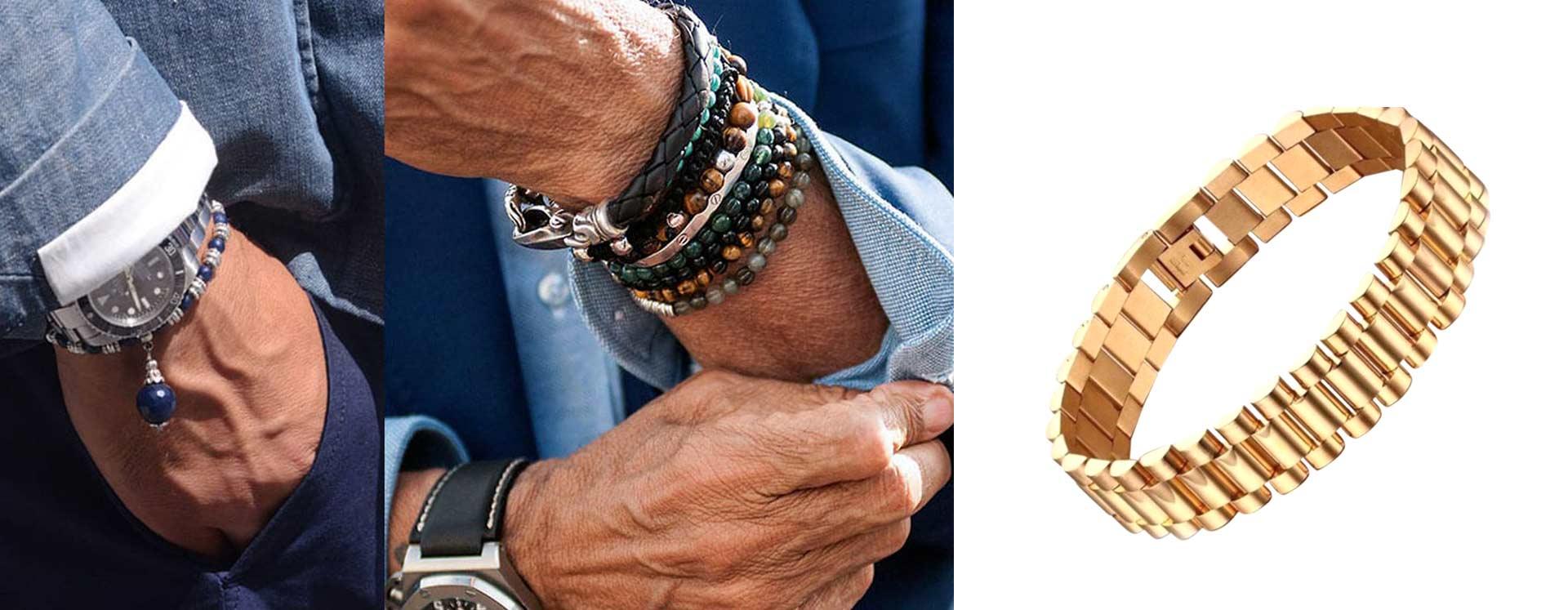 men's jewellery423 - برندهای لوکسی که موجب رونق جواهرات مردانه شده اند