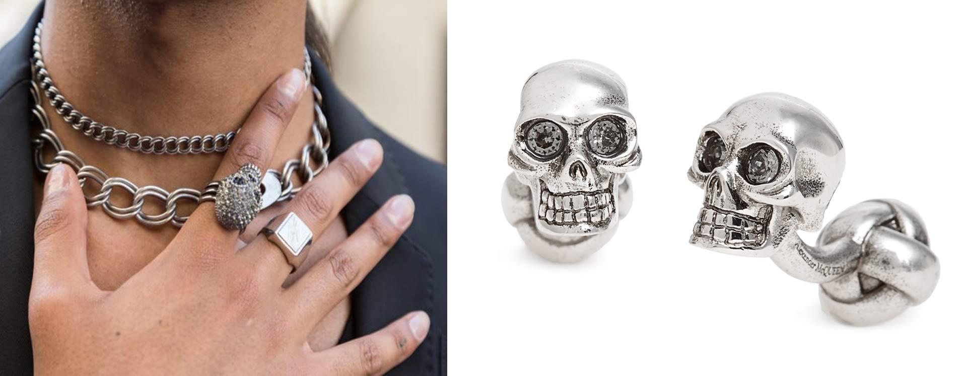 men's jewellery909 - برندهای لوکسی که موجب رونق جواهرات مردانه شده اند