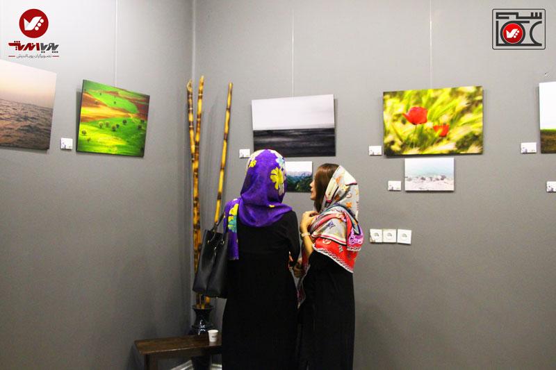 namayeshgah axasi honarjouyan pouyaandish zamin dar yek ghab 13 - نمایشگاه عکاسی زمین در یک قاب
