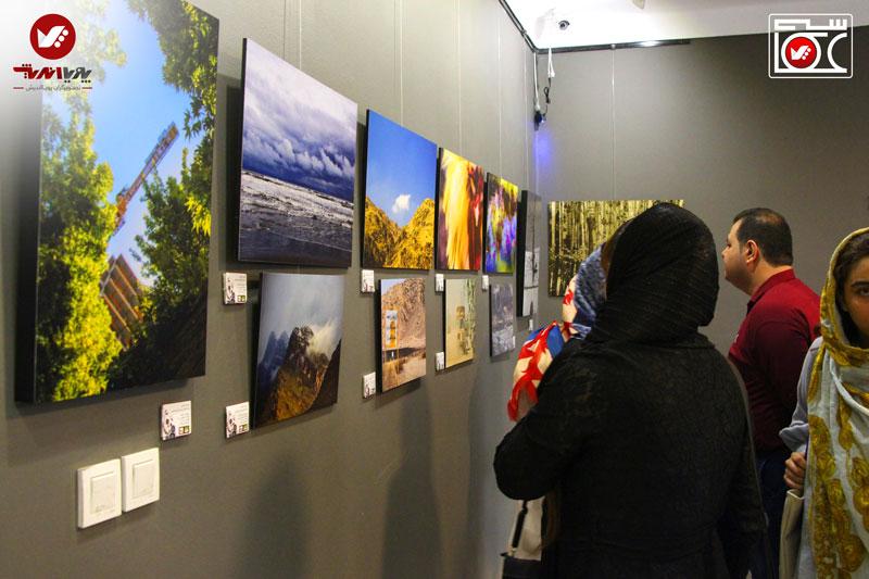 namayeshgah axasi honarjouyan pouyaandish zamin dar yek ghab 23 - نمایشگاه عکاسی زمین در یک قاب