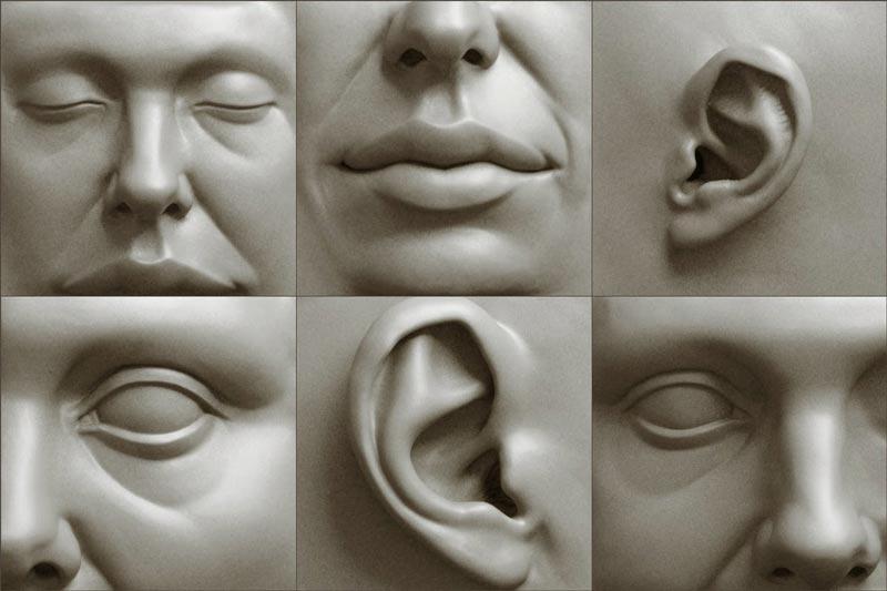 sculpture 3d - مجسمه سازی سه بعدی: چگونه با سبک خودتان کار کنید