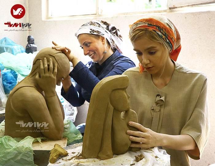 sculpture mojasamesazi mojasame 1 33 pouyaandish 5 - مجسمه سازی