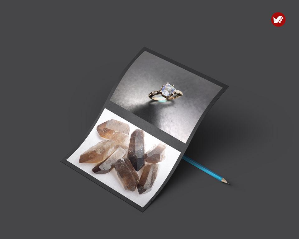 smoky quartz - اثر کریستال ها در واستو
