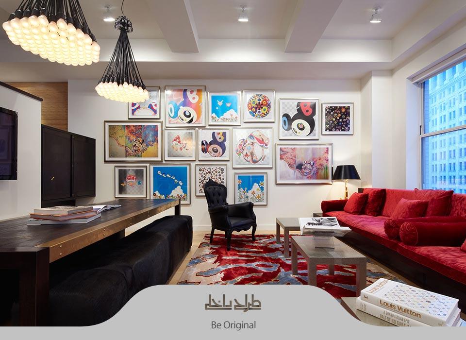Be Original - بهترین اثر هنری در طراحی داخلی کدام است؟